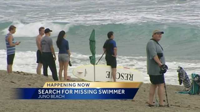 img-Search continues for missing swimmer off Juno Pier