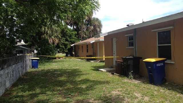 Fort Pierce Apartment Shooting