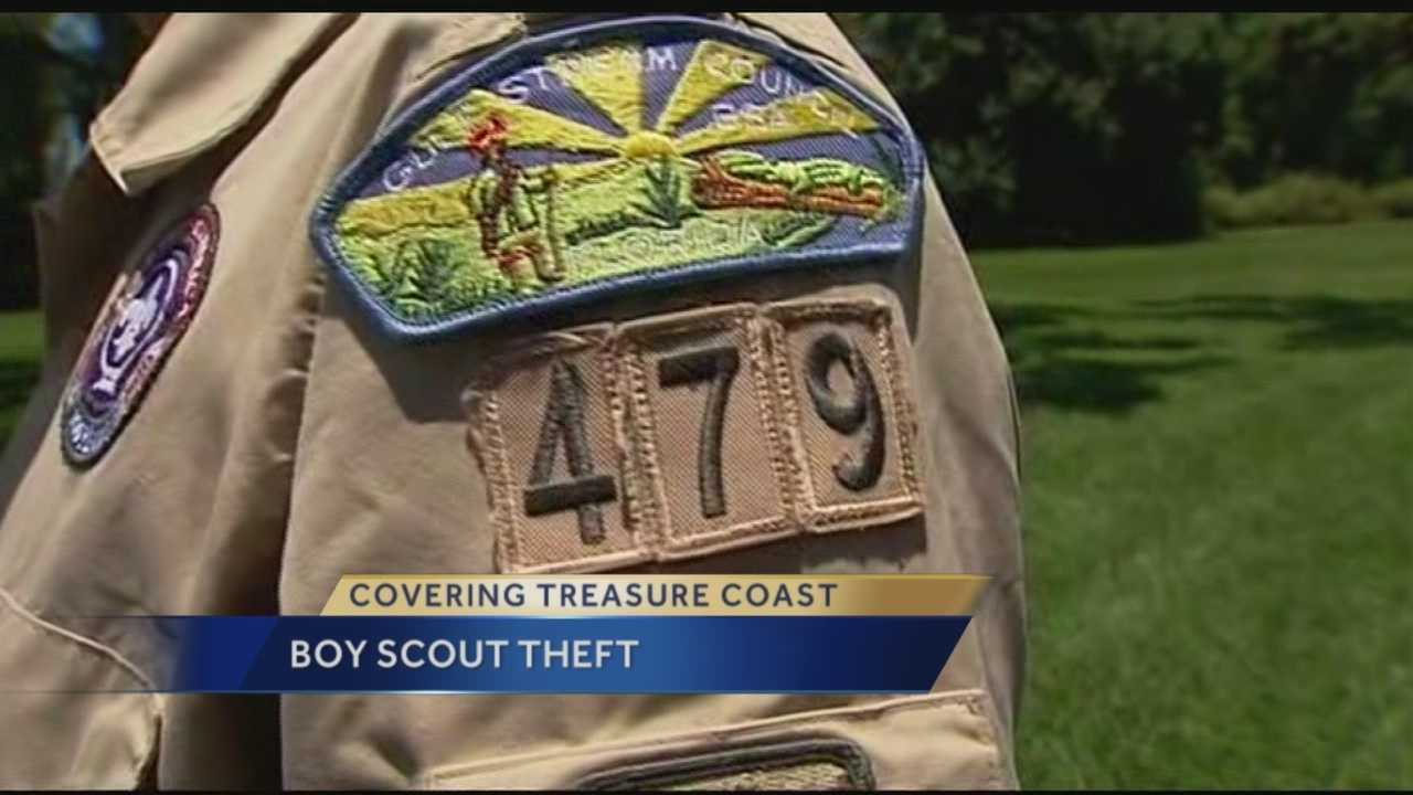 img-Boyscout troop just wants their stolen trailer back