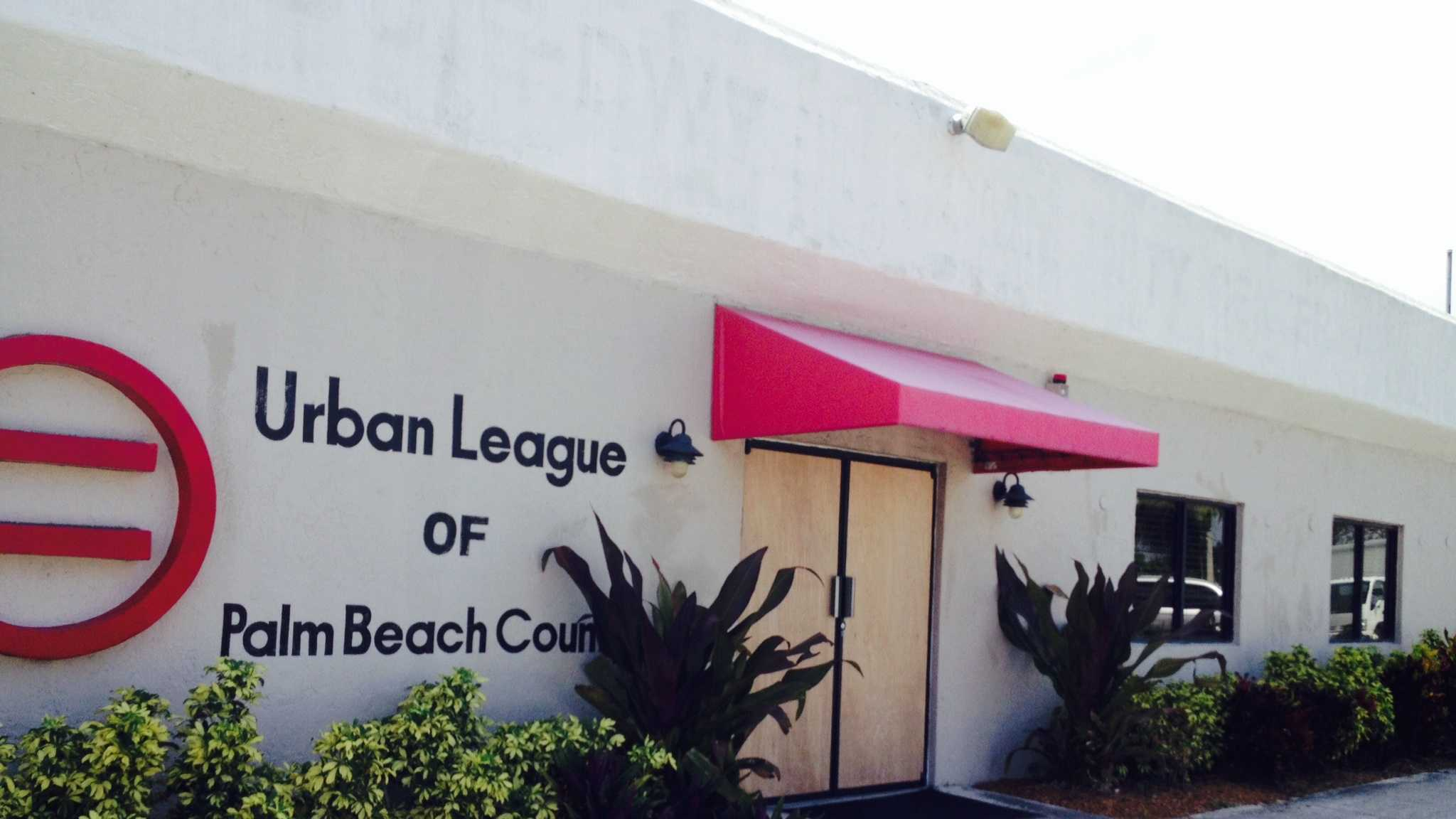 JUNE 16: Thieves broke into the Urban League office in West Palm Beach for the fifth time in two years.