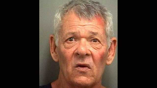 Jerry Walter Thomas has been arrested and is facing charges of armed burglary after he broke into a home in the theVenetian Isles Subdivision and held Palm Beach County Sheriff's deputies and SWAT team members in a standoff for hours.