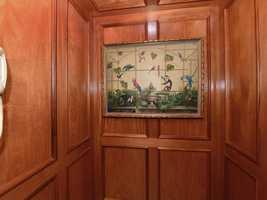 Personal elevator.