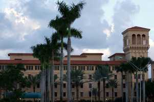 8. Baptist Hospital of Miami