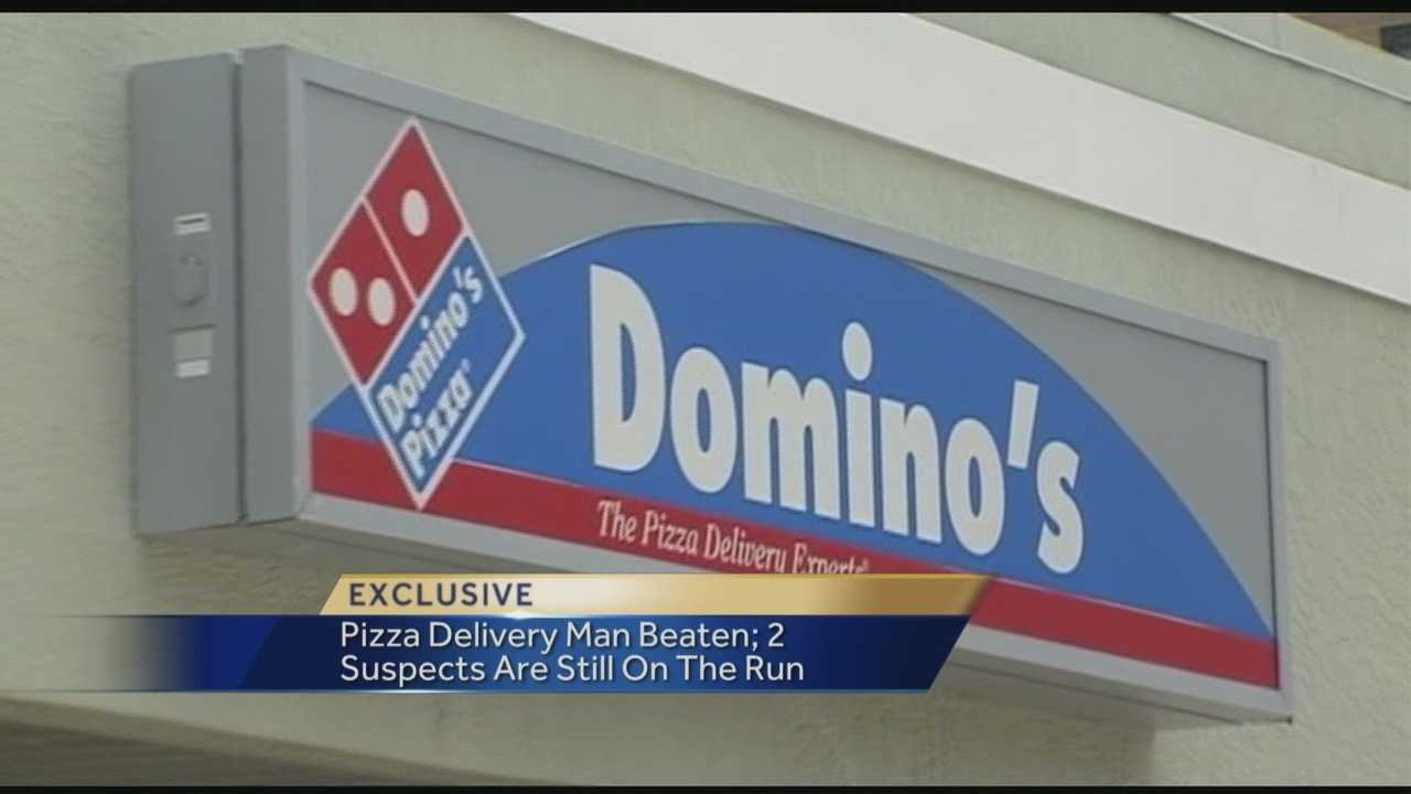 Police: Pizza delivery man attacked, beaten