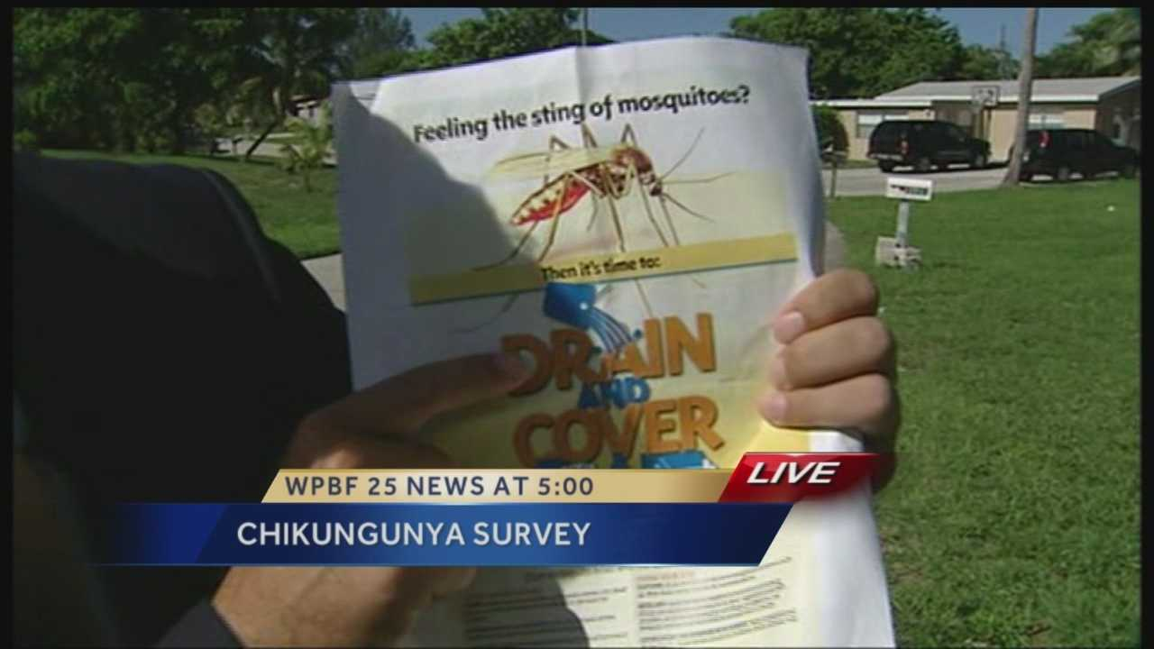 Health officials warn of chikungunya virus