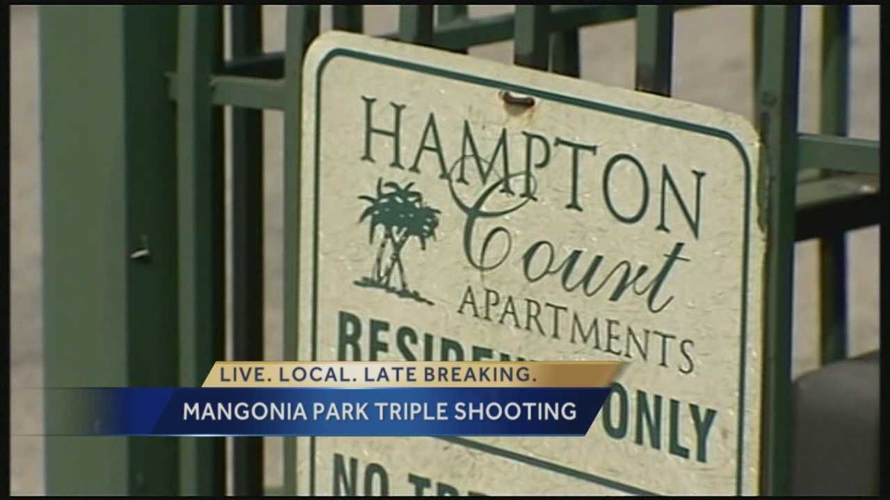 Magonia Park shooting leaves two people dead