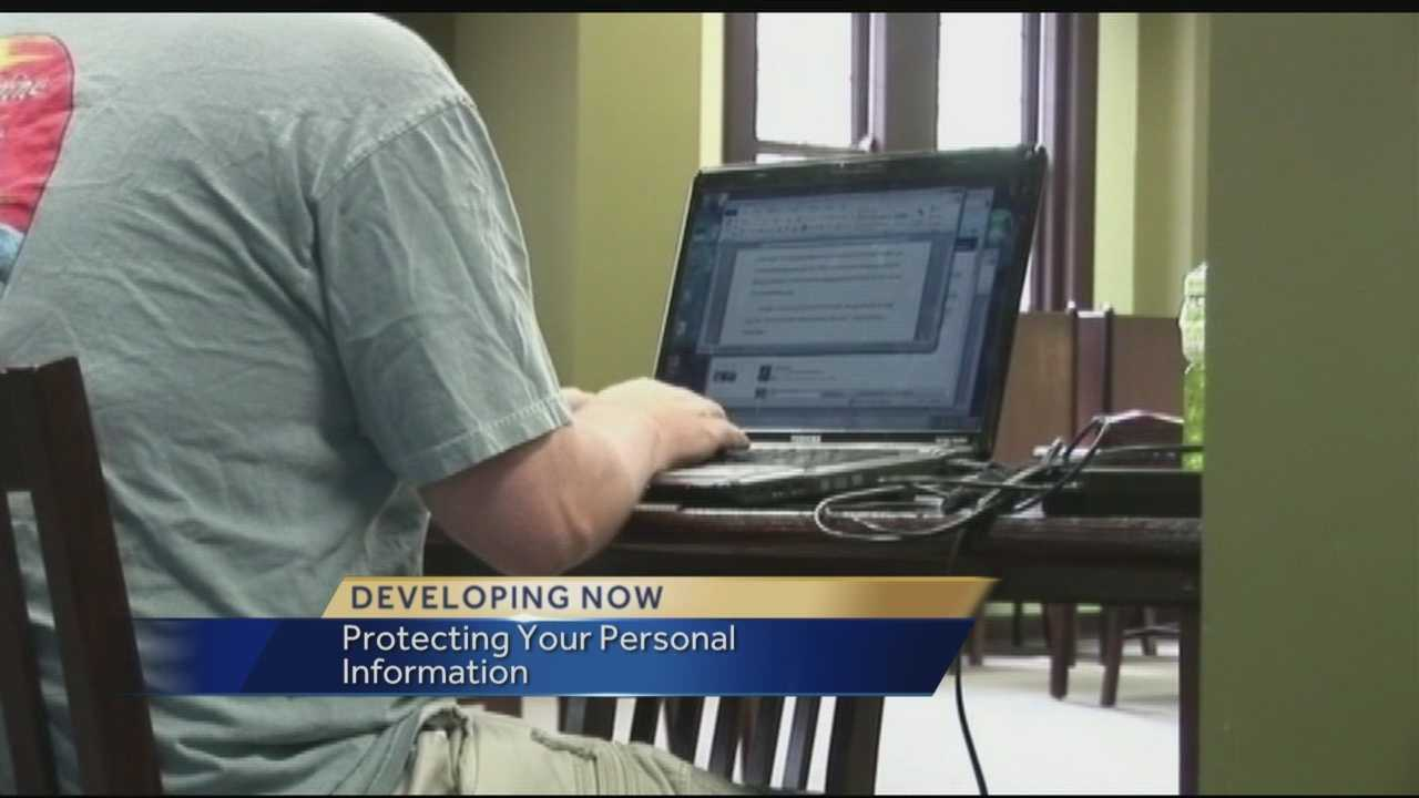 Security breach leads to questions about Internet safety