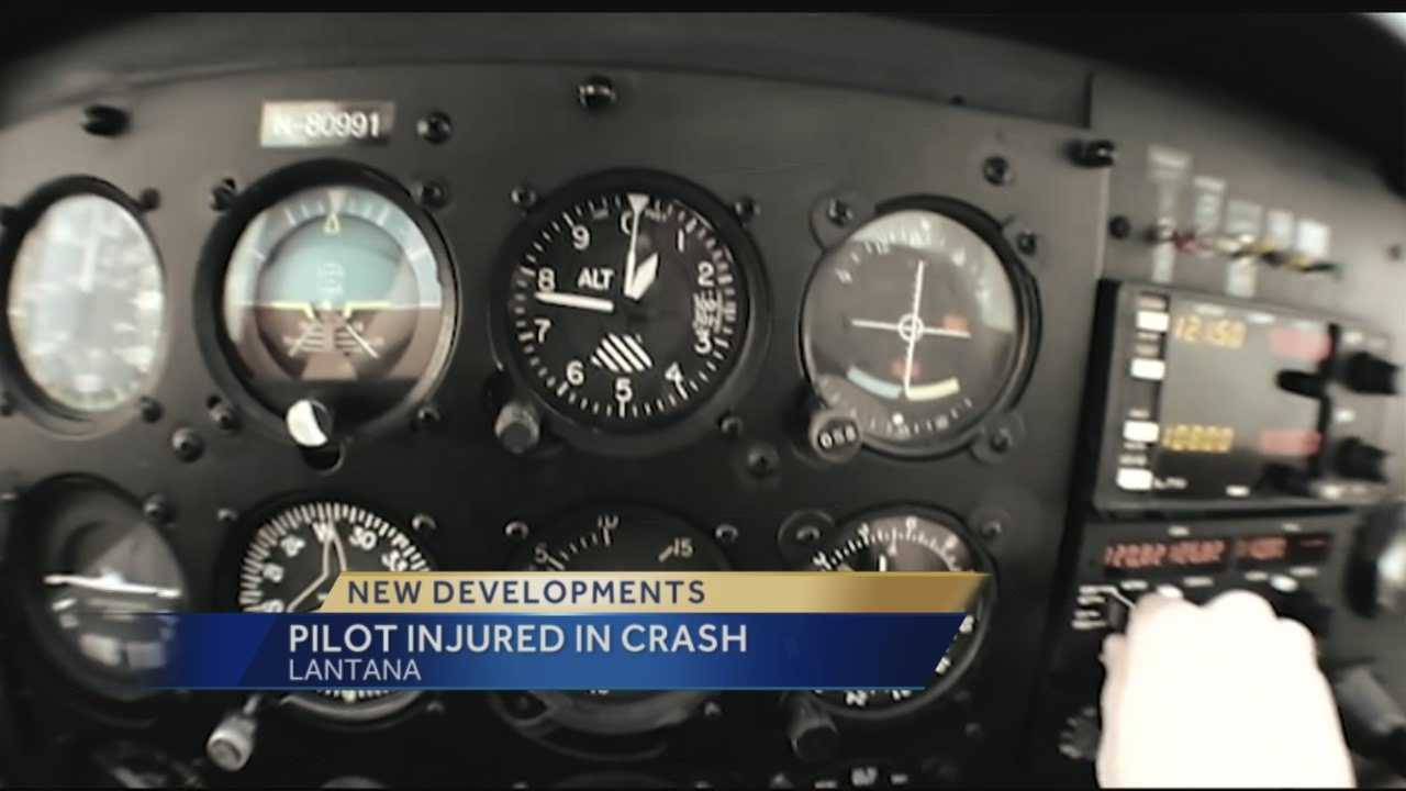 Pilot saves lives after last-second maneuver during crash
