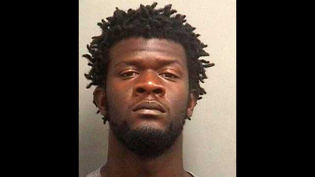 Perciel Hamiltonis facing charges of possession of burglary tools and aggravated assault on a Law Enforcement Officer, according to the Palm Beach County Sheriff's Office.