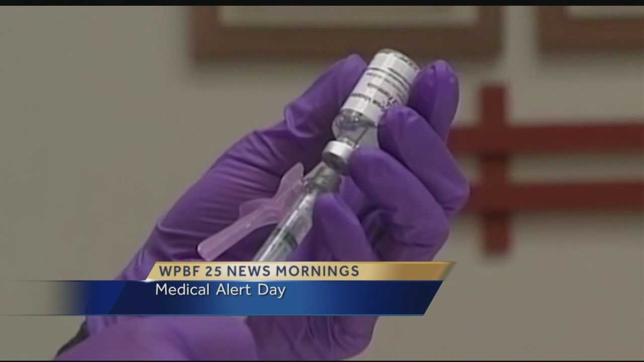 Reporter Stephanie Berzinski brings you all the information you need to know about immunization requirements for the Palm Beach County School District.