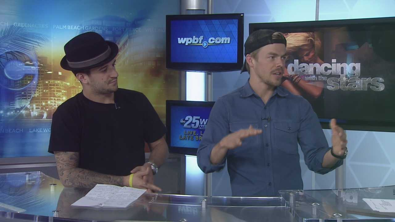 Dancing With The Stars pros, Mark Ballas and Derek Hough are bringing their dancing know-how to Boca Raton this weekend! The duo is hosting a champagne meet and greet at the inaugural 2014 Killick Klassik event.