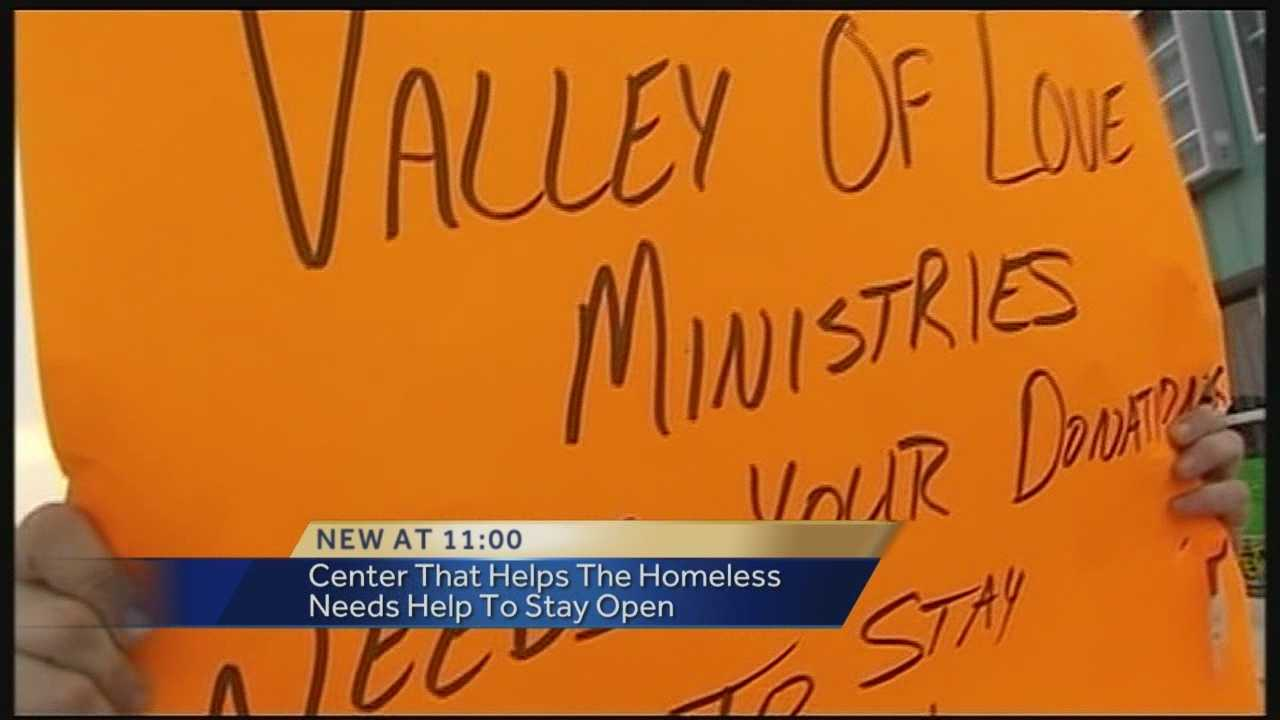Lack of funds leads to eviction notice for local homeless shelter