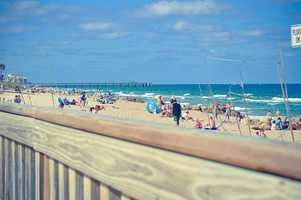 2. Deerfield Beach, Fla.