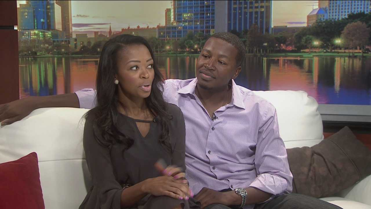 Interview: Couple selling sponsorships for their wedding
