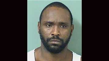 Roderick Kendricks, 39, is charged with burglary and grand theft for allegedly being part of a duo that broke into a Boynton Beach home.