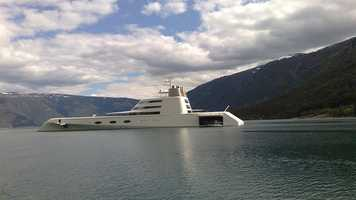 Superyacht A- $323 million