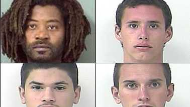 Here are some mug shots of people who have been arrested in or close to the WPBF 25 News viewing area in 2014. It's important to note that a record of an arrest is not an indication of guilt.