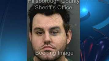 John Jonchuck arrested Nov. 6, 2013 on domestic battery and DUI charge