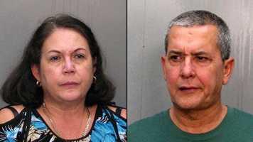 Samela Hernandez, 55, and Pedro Hernandez, 59.