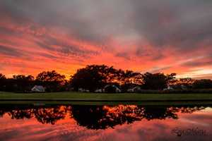 """On Monday morning, WPBF 25 News Mornings anchor Stephanie Berzinski asked our viewers on social media to send in, comment, and post their sunset photos from Sunday evening across South Florida! Click though and check out these gorgeous, fiery skies!Be sure to """"Like"""" us on Facebook!"""