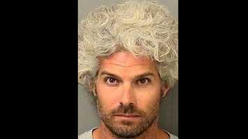 Evan Kaplan, 39, faces a charge of grand theft.