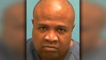 Louis Lewis, 47, has been charged with crimes including organized scheme to defraud.