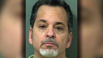 Ivan Levy, 55, of Boynton Beach, has been arrested on nine counts of fraud.