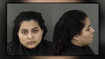 Cherish Perkins, 24, has been charged with first degree murder.