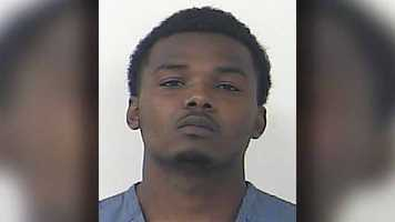 Philbert Ramsay, 21, is charged with attempted homicide, Possession of a weapon or ammo by convicted Florida felon and shooting a missile into vehicle.