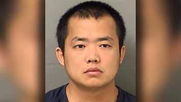 Dominic Thang is charged with burglary and animal cruelty.