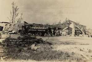 Hallandal 1926 hurricane