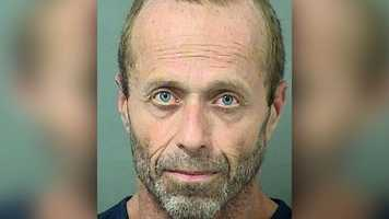 Fredrick Langston is facing charges of lewd and lascivious exhibition and indecent exposure according to the Palm Beach County Sheriff's Office.