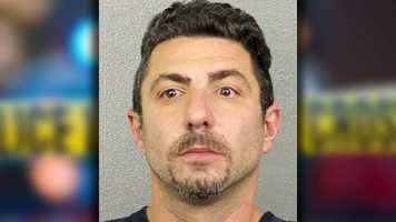Michael Shutov, 35, is charged with impersonating a law enforcement officer.