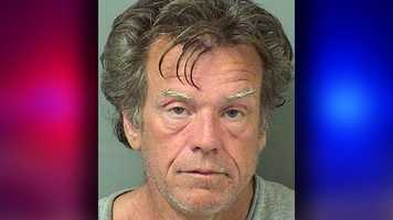 Douglas A. Middleton, 59, of Orlando, is charged with larceny more than $20,000 less that $100,000.