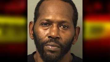 Rodney Chavers was arrested on a charge of second-degree murder.