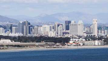 13. San Diego-Carlsbad-San Marcos, Calif. -- Healthy eating habits abound here, as do low allergy rates.