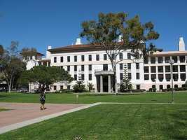 11. Santa Barbara-Santa Maria, Calif. -- This area has a long life expectancy and great sleep habits.