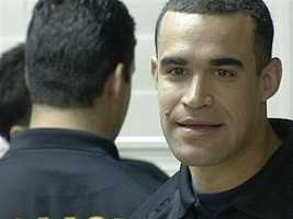 Boynton Beach police Officer David Britto was indicted on drug charges.