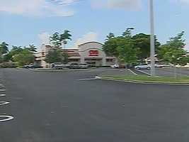 Police say Dalia Dippolito then met with an undercover Boynton Beach police officer posing as a hit man in this CVS parking lot, where she proposed killing her husband.