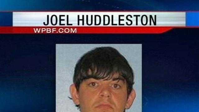 Joel Huddleston, found in bed with child - 27798735