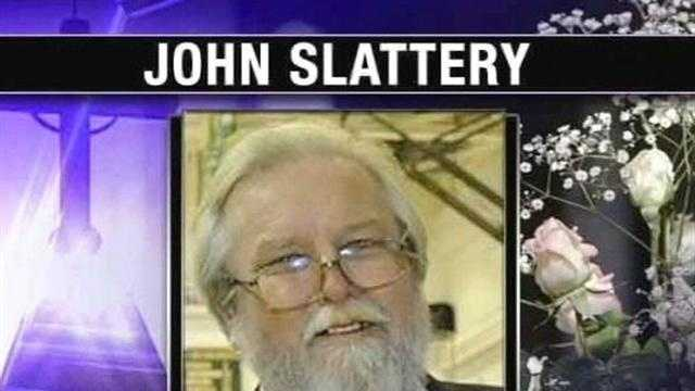 John Slattery taught at Suncoast Community High School for 19 years before he died in February. The principal there came under fire for using school money to pay for the funeral. Read the full story here.