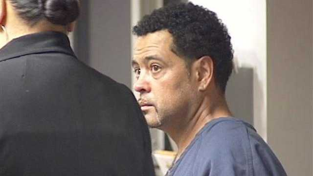 Frankie Cintron is accused of robbing and carjacking four people outside Bonefish Grill in Lake Worth.