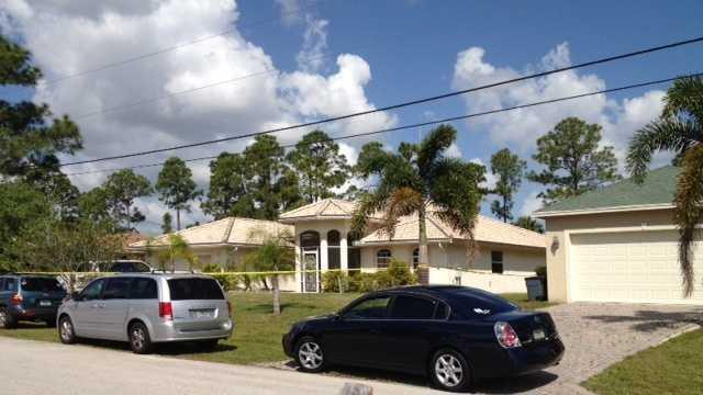 Port St. Lucie murder-suicide