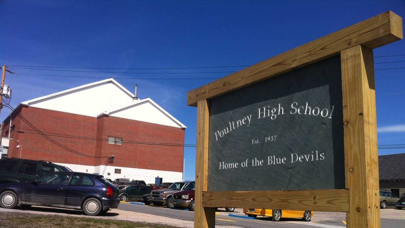 The Poultney High School is just one of the buildings effected by a possible teachers' strike involving the Rutland Southwest Supervisory Union.