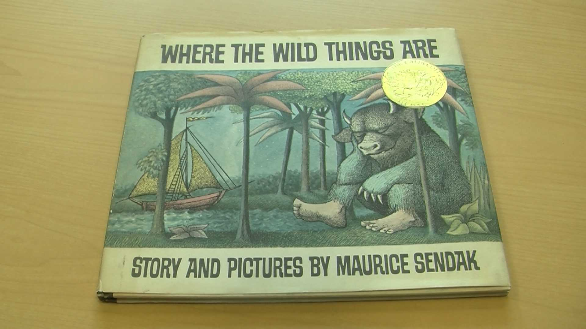 "Maurice Sendak's ""Where the Wild Things Are"" was first published in 1963."