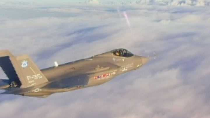 F-35 military plane could come to South Burlington