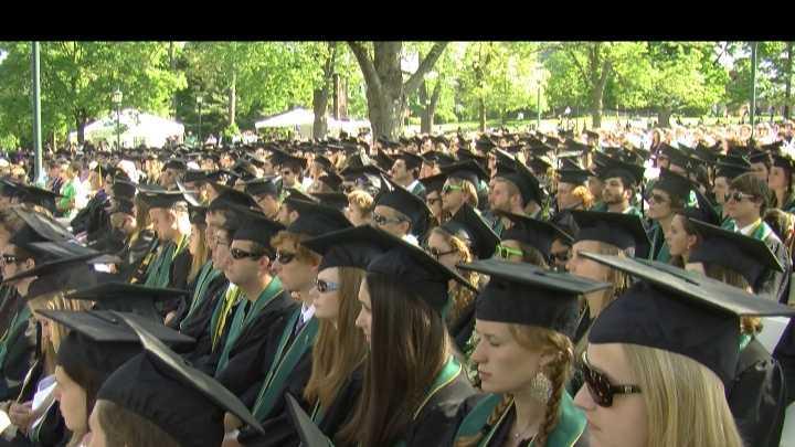 3,202 graduate University of Vermont