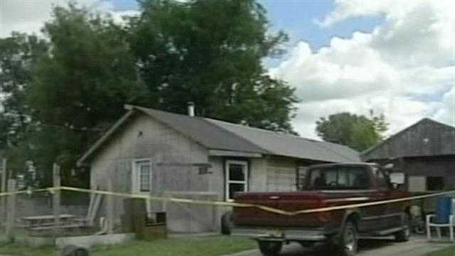 An autopsy report tentatively identifies the human remains found at a Chateaugay home as Dale Jarvis Sr. Further testing will be conducted.