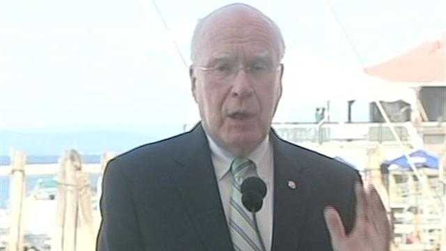 073012 Leahy calls for Champlain Canal to close - img