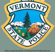 A new logo design for Vermont State Police.